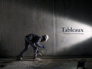 Edition : Tableaux, Cédric Martigny